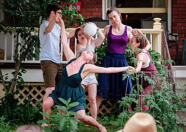 """Toronto's Seaton Village Neighbourhood Becomes the Stage at The 8th Annual """"Porch View Dances"""" featured image"""
