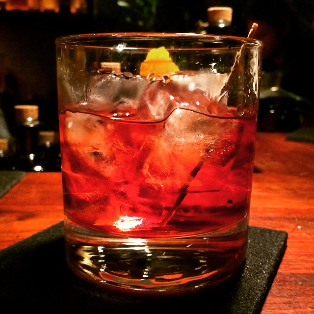 "This Week on ""Dinner Classics"" with Cocktail Maestro Norm Owen: The Negroni featured image"