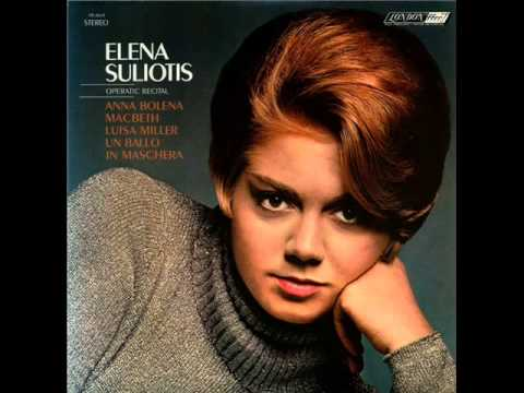 Friday Night on 'A Little Night Music' – Vintage Vocalists: Elena Suliotis featured image