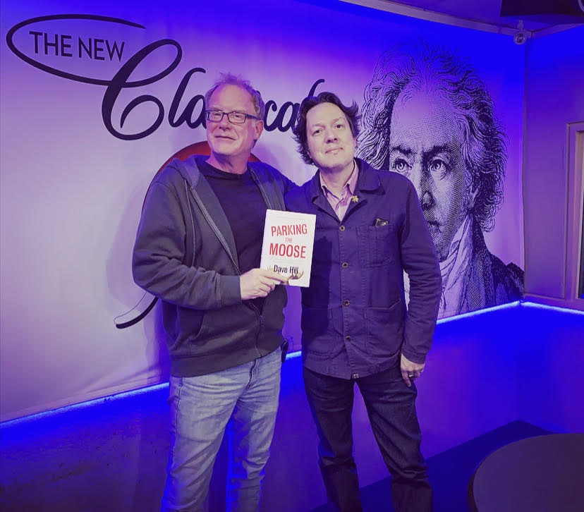 "Dave Hall visited ""Classical Mornings"" to discuss his book ""Parking the Moose"" featured image"