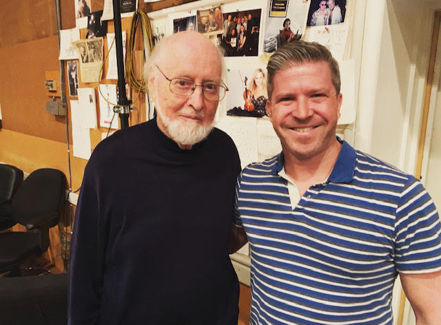 When Edwin Outwater was the cover conductor for none other than JOHN WILLIAMS featured image