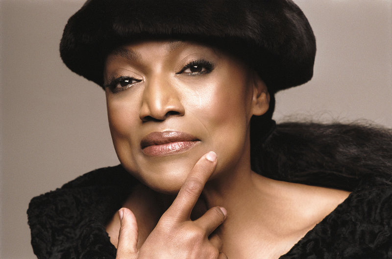 The time Jean Stilwell met Jessye Norman backstage and had dinner with her featured image