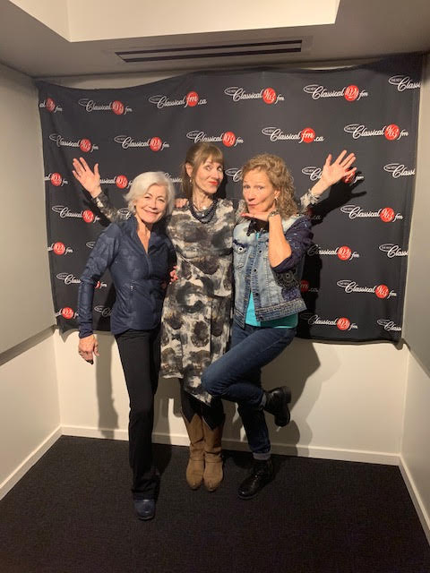 The brilliant stars of Piaf/Dietrich visited Classical Mornings: Louise Pitre and Jayne Lewis featured image