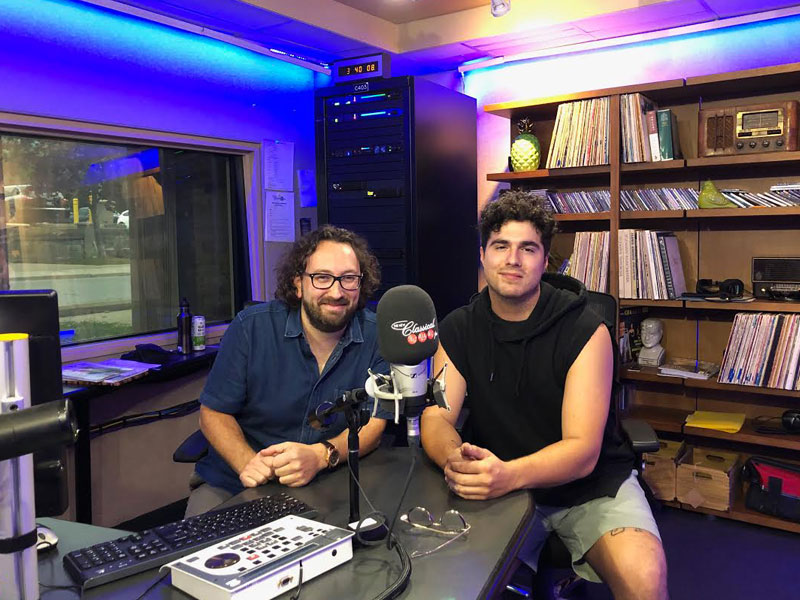 """The """"Newest Light In Canada's Indigenous Renaissance"""" Jeremy Dutcher Returns to The Oasis featured image"""