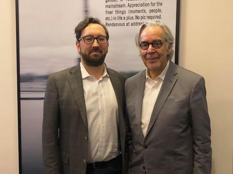 Legendary Toronto film composer Howard Shore co-hosts The Oasis featured image