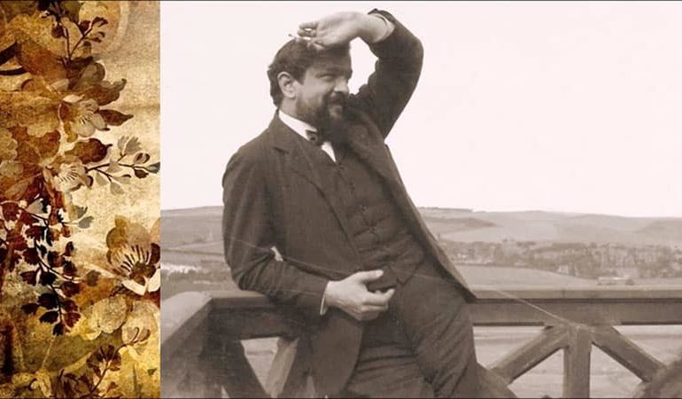 """Debussy's famous """"Clair de lune"""", recorded by the composer himself featured image"""