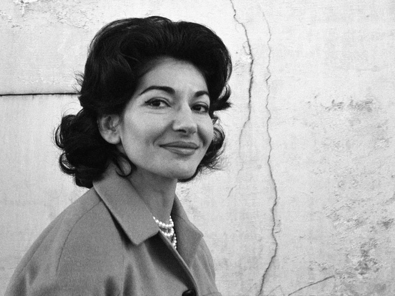 Friday Night on 'A Little Night Music' – Vintage Vocalists: Maria Callas featured image