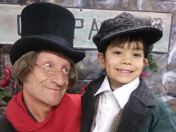 """The Civic Light Opera Co. Returns with Fan Favourite """"Scrooge – The Musical"""" featured image"""