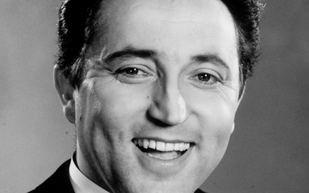 Friday Night on 'A Little Night Music' – Vintage Vocalists: Fritz Wunderlich featured image