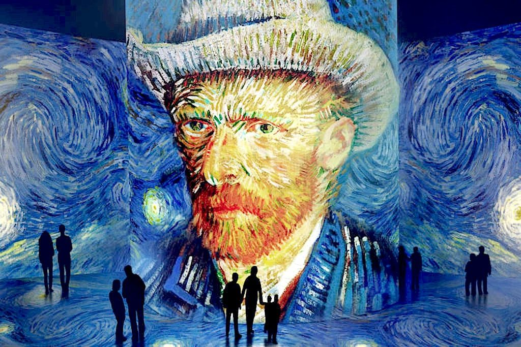 Svetlana Dvoretsky, Founder of Show One Productions & Co-Producer of the Immersive Van Gogh Exhibit featured image