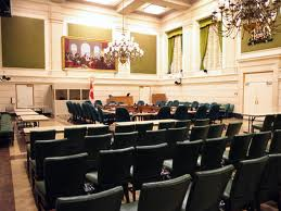 Parliament Committee Room