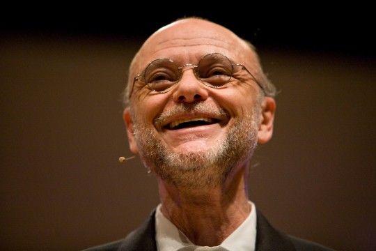 Moses Znaimer head shot from ideaCity 2011