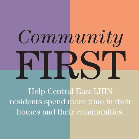 Community First CE-LHIN
