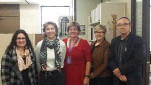 Saskatchewan Ministry of Health Meeting