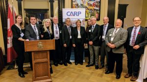 CARP Stakeholder Reception