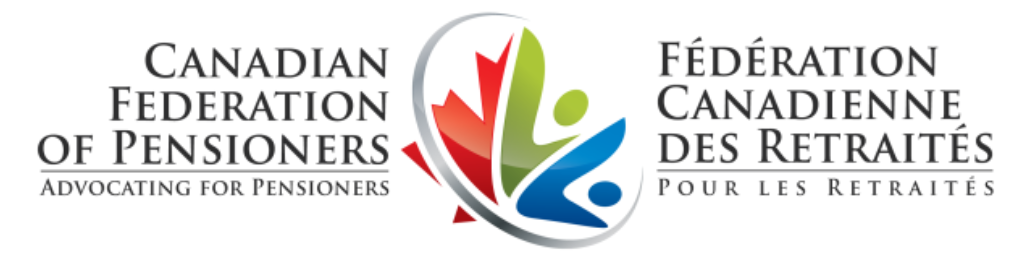 Canadian Federation of Pensioners logo (CFP)