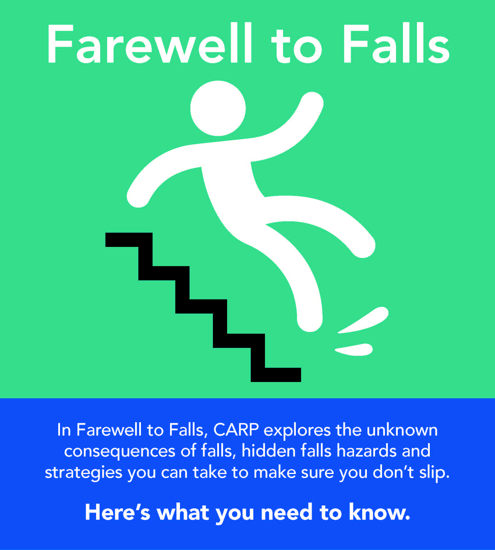 Farewell to Falls
