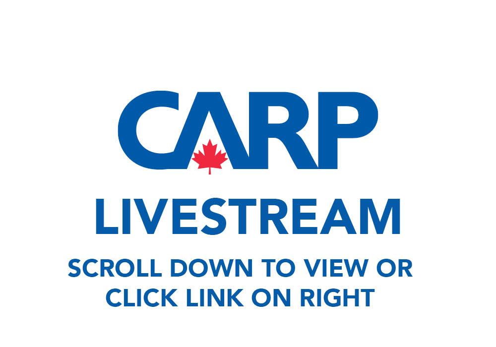 CARP Livestream
