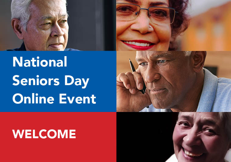 Welcome to National Seniors Day