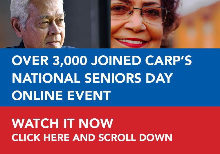 Watch National Seniors Day event