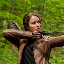 Hunger Games - The Buzz:Over the top. The release of the film of Suzanne Collins' best selling novel is the most highly anticipated event of the spring. TV entertainment journalists, bloggers, magazines, newspapers—all media—have been covering this new film for weeks.