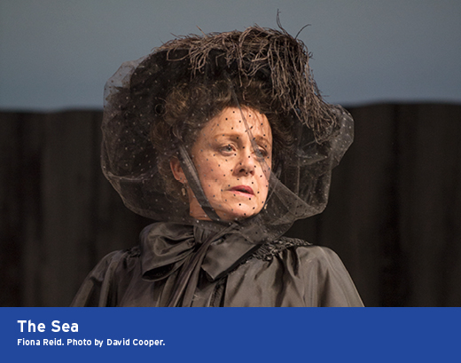 the sea fiona reid