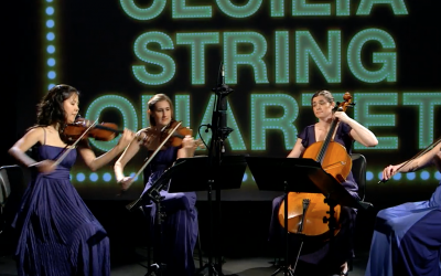 The Concert Series: Cecilia String Quartet