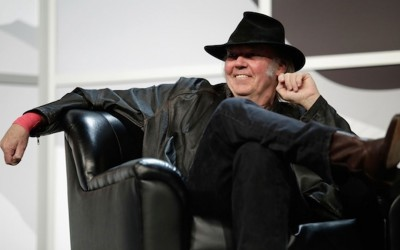 Neil Young Preps Orchestral Album