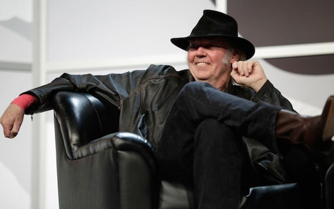 Neil Young Preps Orchestral Album