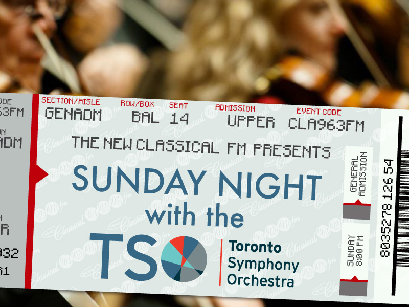 Sunday Night with the TSO – Podcast – March 29, 2015