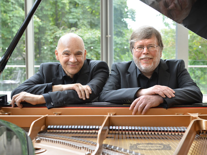 RSVP for a Chance to Attend The Anagnoson & Kinton Duo Live at Zoomer Hall