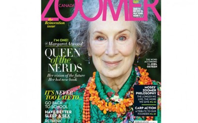 NEW ATWOOD NOVEL COMING IN SEPTEMBER