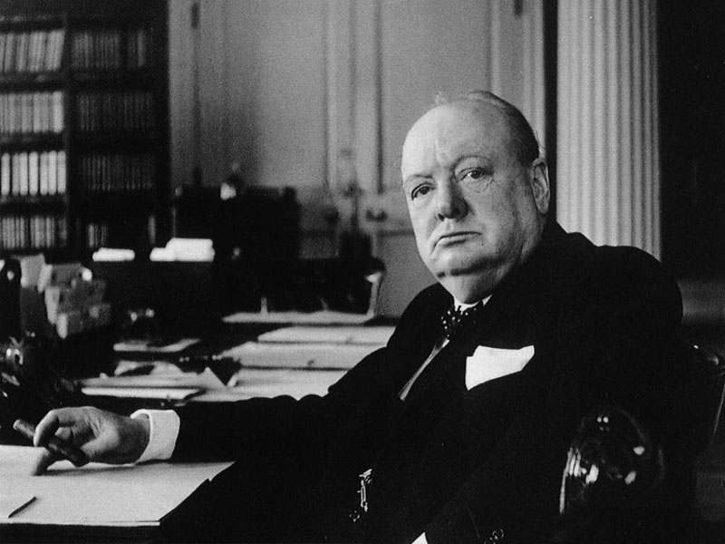 CHURCHILL FAMILY PAYS TAX BILL WITH ART