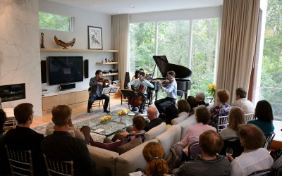 Pocket Concerts:  Bring the Concert Hall to Your Living Room