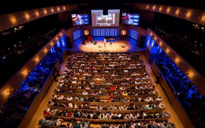 Moses Znaimer presents 16th annual ideacity conference in Toronto: June 17, 18, 19