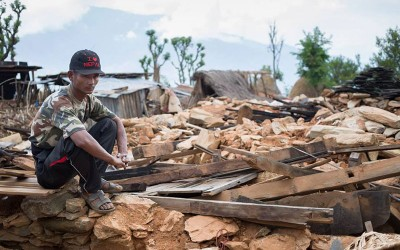 The New Classical FM World Vision Portrait of Hope – The Aftershock Continues in Nepal