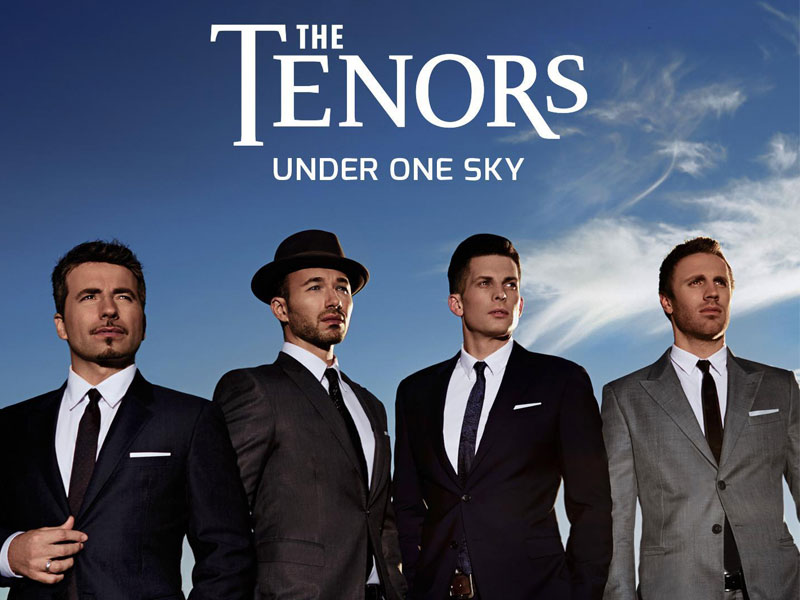 """Win a Personal VIP Experience with """"The Tenors"""""""
