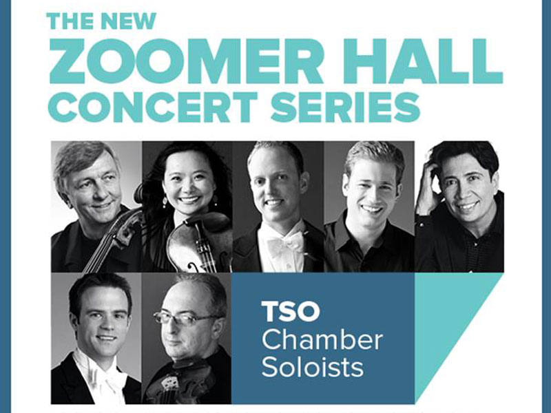 The TSO Chamber Soloists Perform Live at Zoomer Hall