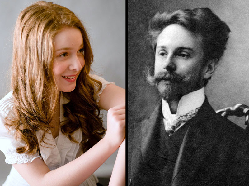 Anastasia Rizikov Pays Homage to Scriabin 100 Years After His Death