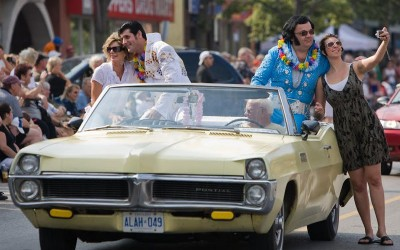 How to survive the Collingwood Elvis™ Festival