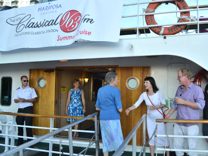 The 1st Annual Classical Summer Cruise was a Huge Success!
