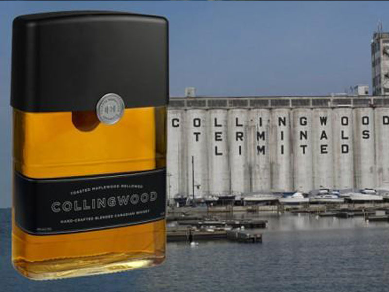 Collingwood Whisky and Rye Comes to Town