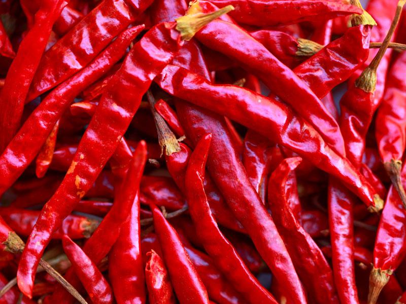 Spicy Food and Longevity