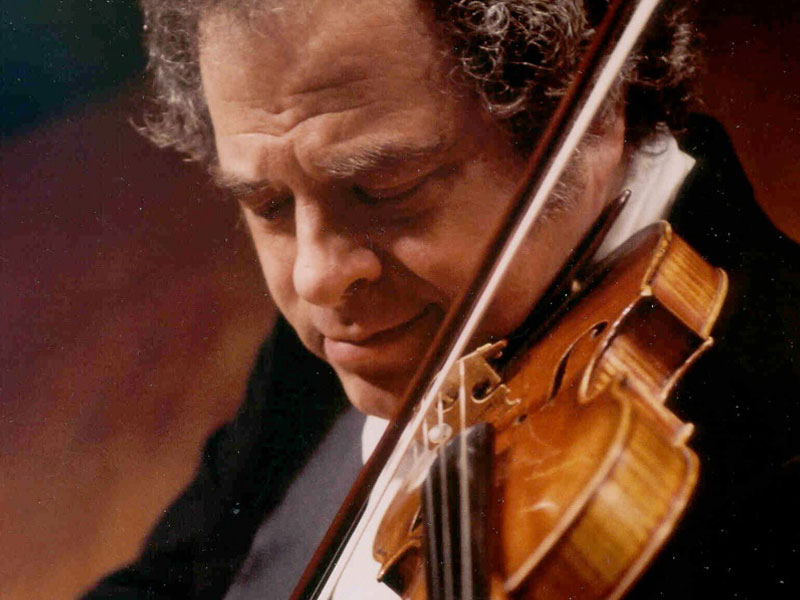 Sunday Night with the TSO Podcast: Itzhak Perlman and Joel Ivany