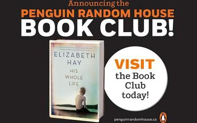 The Penguin Random House Book Club Has Arrived!
