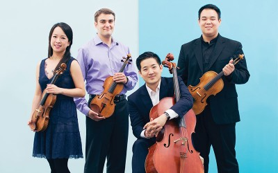 RSVP to See The Afiara Quartet Live at Zoomer Hall