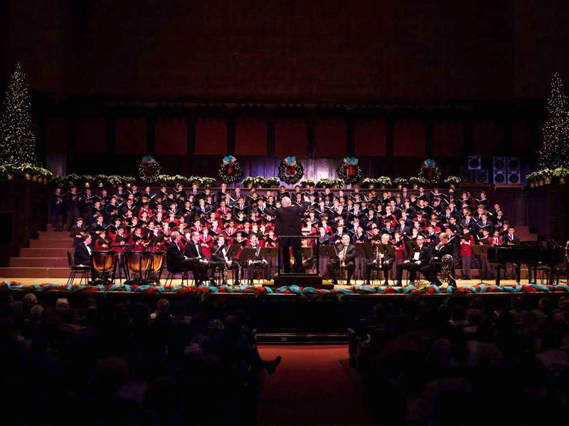 RSVP to See St. Michael's Choir Live at Zoomer Hall