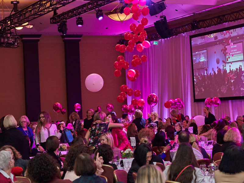 Women's College Hospital Foundation Thanks Donors for $77 Million Towards Hospital