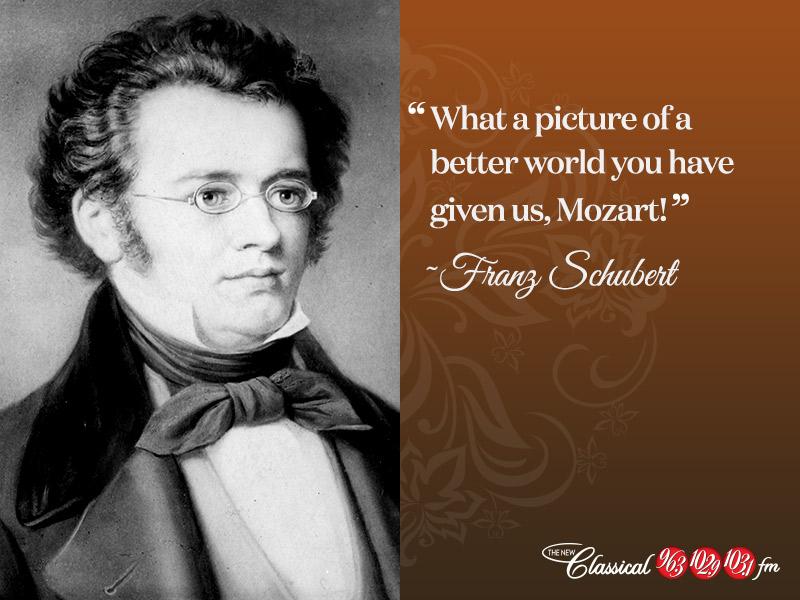 Schubert-Mozart-birthday-quote