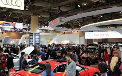 The 2016 Canadian International Auto Show